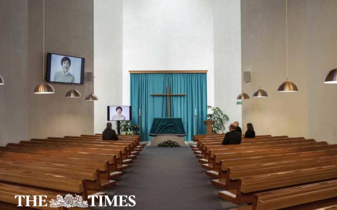 The Times – A Day in the Life of Funeral Directors During CV Pandemic